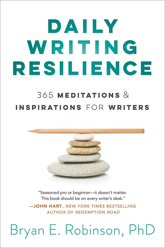 Daily Writing Resilience Cover Flat