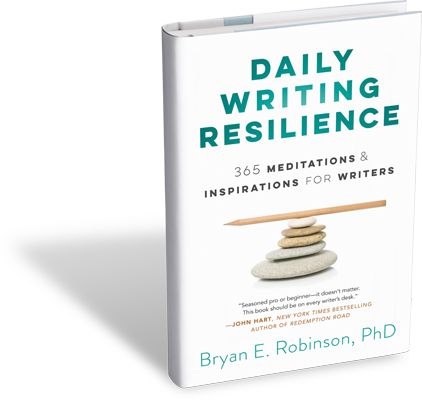 Daily Writing Resilience by Bryan Robinson