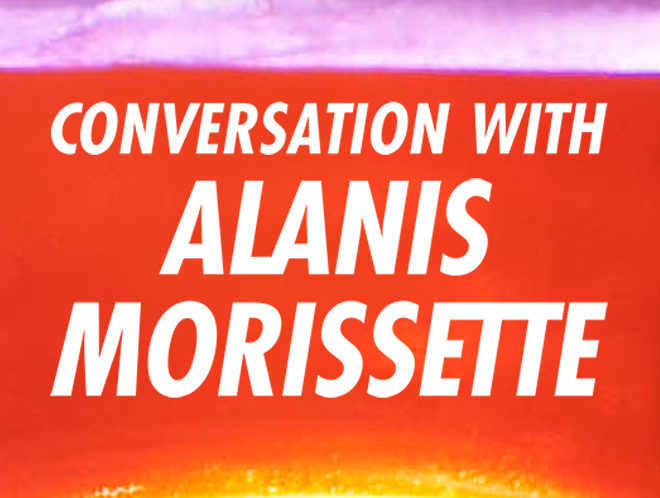 Workaholism in conversation with Alanis Morrissette
