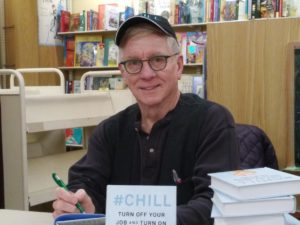 Park Road Books signing